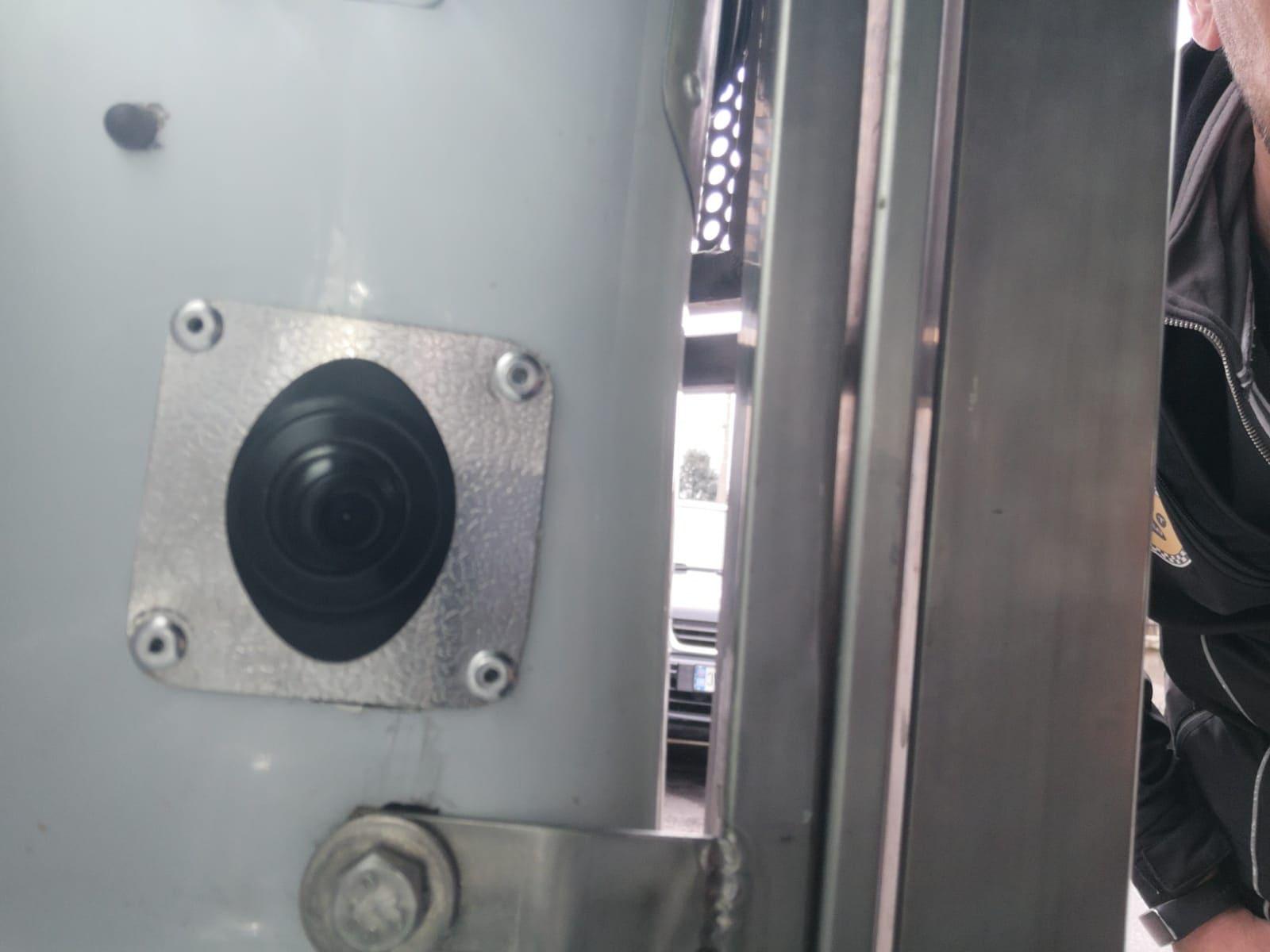 telecamera-furgone